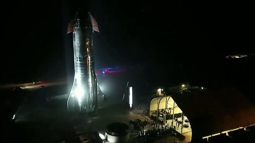 VIDEO: Elon Musk muestra la Starship y cuenta nuevos detalles sobre esta nave que pretende llevar a la humanidad a Marte