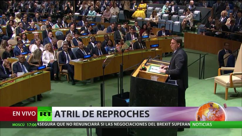 Venezuela polariza la ONU y recibe ataques de países como EE.UU., Brasil y Colombia