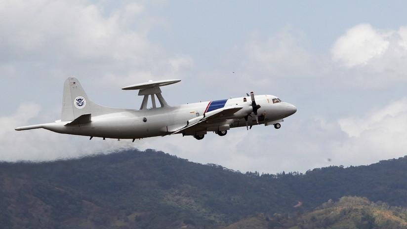 """La FANB: """"Más de 54 aviones de EE.UU. realizaron exploración radioelectrónica del territorio de Venezuela en septiembre"""""""