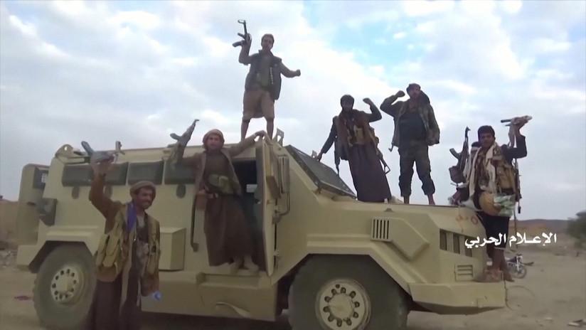 VIDEO: Los hutíes de Yemen muestran supuestas imágenes de su operación a gran escala contra militares sauditas