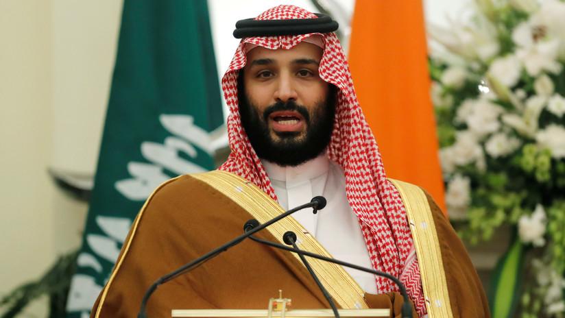 """El príncipe heredero saudita dice estar de acuerdo con Pompeo en que los ataques contra las refinerías son un """"acto de guerra"""" de Irán"""