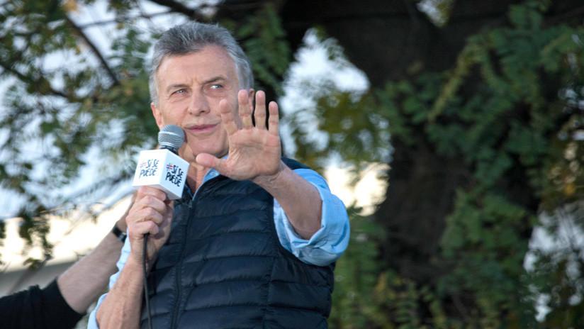 """Macri, a la espera del índice de pobreza en Argentina: """"Reflejará la difícil situación que atravesamos"""""""