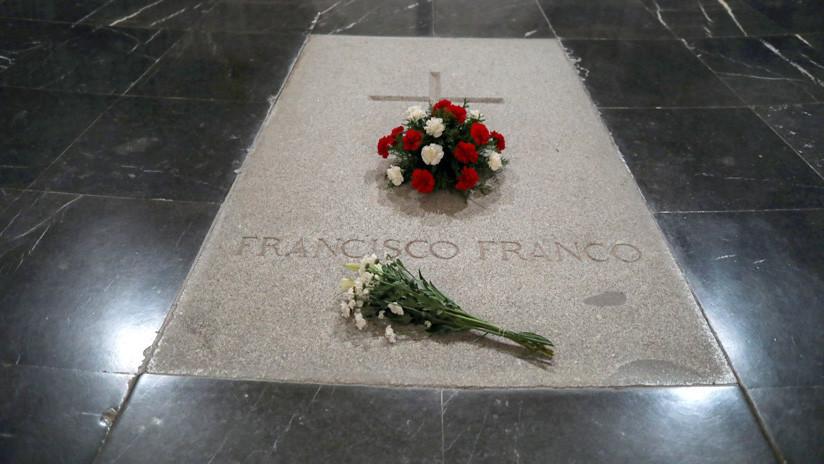 El Tribunal Supremo de España permite la exhumación inmediata de Franco