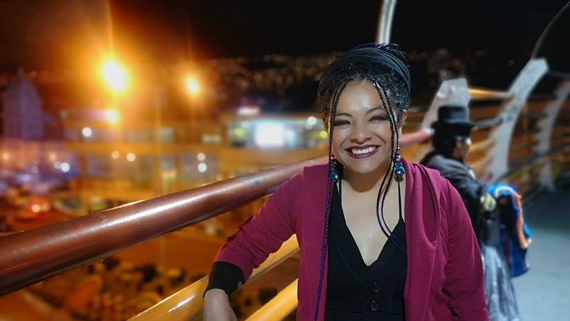 Anticapitalista, feminista y defensora de los derechos de la tierra, ¿quién es la reina del hip hop aymara?