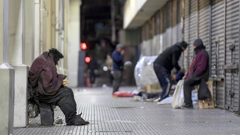 La pobreza en Argentina creció en el primer semestre del 2019 y alcanzó al 35,4% de la población