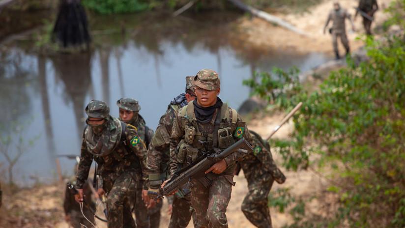 Militares en Brasil se niegan a colaborar para destruir maquinaria usada en la deforestación de la Amazonia