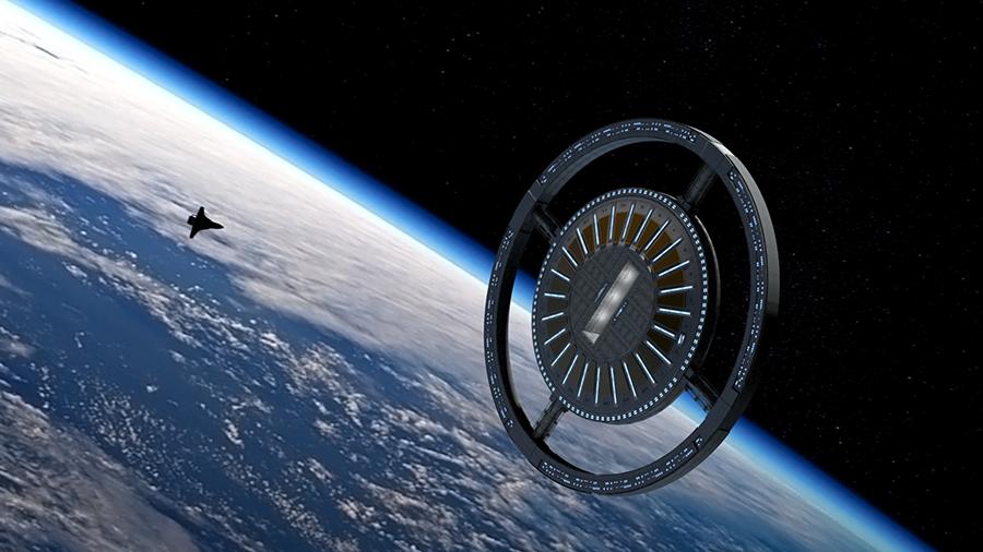 Resultado de imagen para hotel espacial