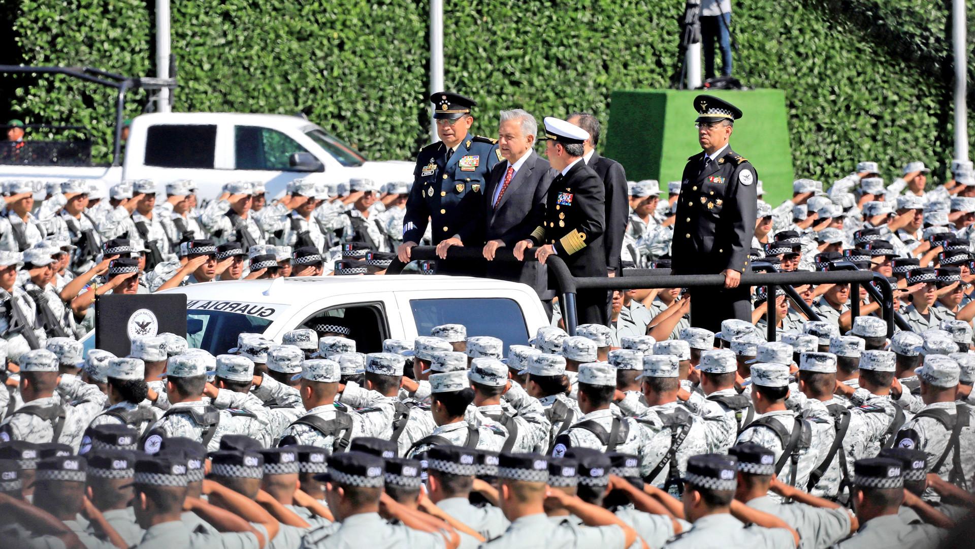 ¿Por qué está fallando la estrategia de seguridad de López Obrador en México?