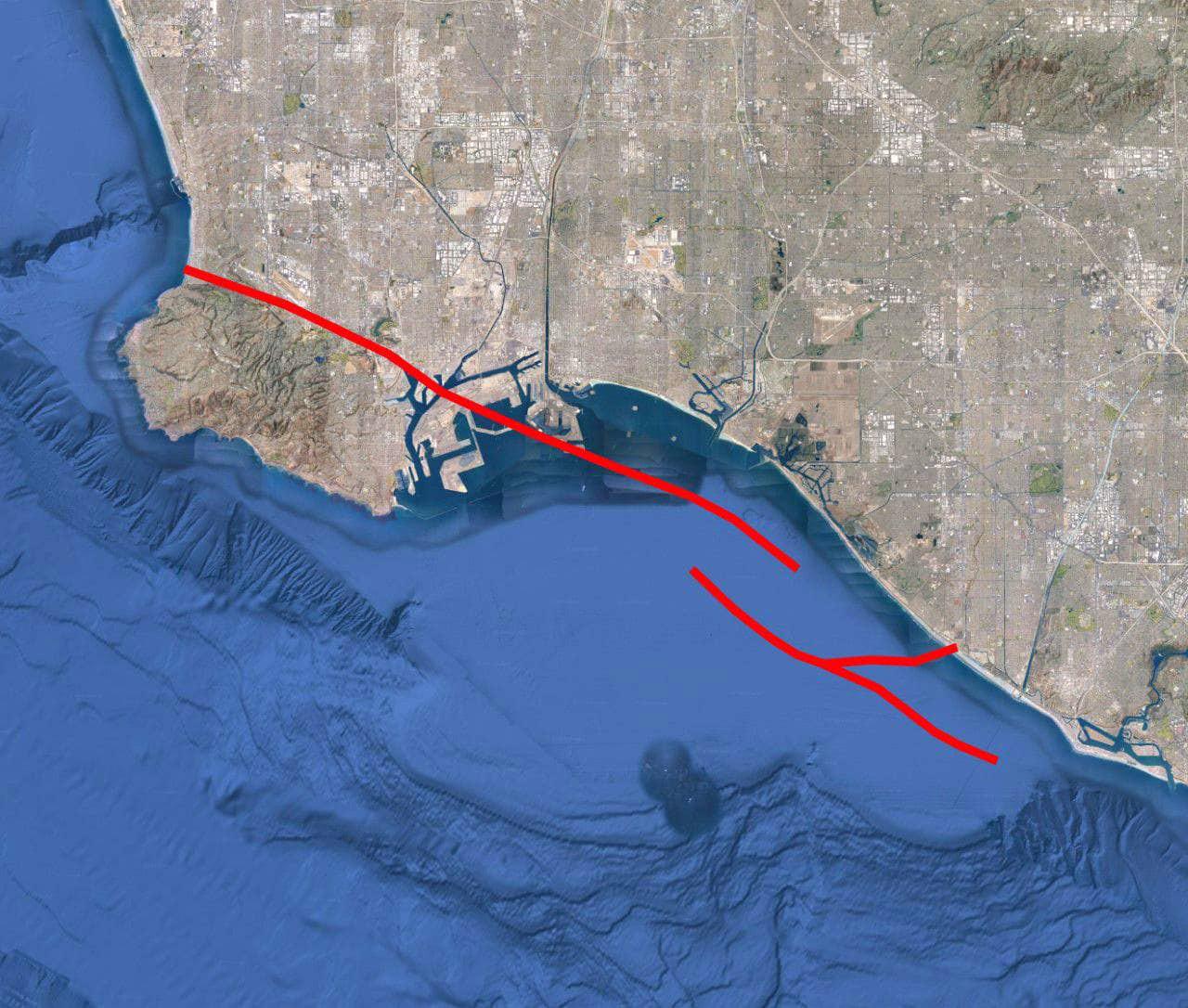 Una falla geológica que se creía dormida podría causar un terremoto de magnitud 6,4 en Los Ángeles