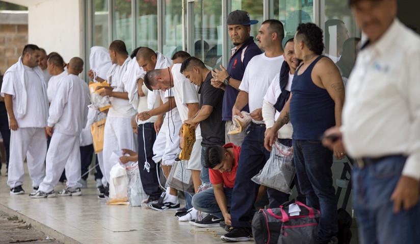 Concluye el plazo fijado por EE.UU. a México para contener el flujo migratorio
