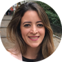 Xiomara Zelaya, comunicadora soacial e hija del expresidente hondureño Manuel Zelaya