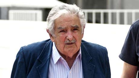 El expresidente de Uruguay, José 'Pepe' Mujica, el 3 de septiembre de 2018 en Festival de Cine de Venecia.