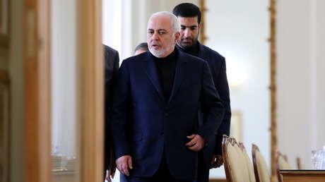 El ministro de Exteriores de Irán, Javad Zarif.