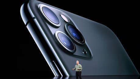 Presentación de la nueva línea del iPhone 11 en California, EE.UU., el 10 de septiembre de 2019