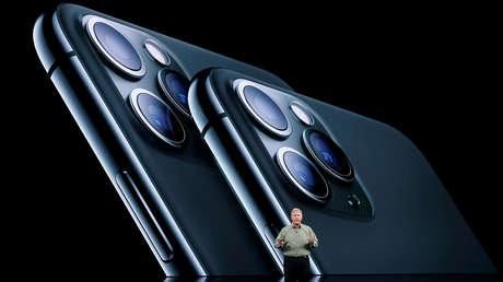 La presentación de la línea de iPhone 11, en el Steve Jobs Theater de Cupertino (California, EE.UU.), 10 de septiembre de 2019.