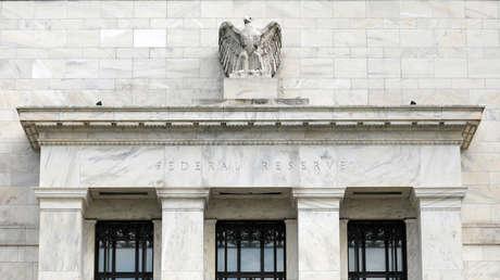 El edificio de la Reserva Federal de EE.UU. en Washington.
