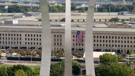 El Pentágono en Arlington, Virginia.