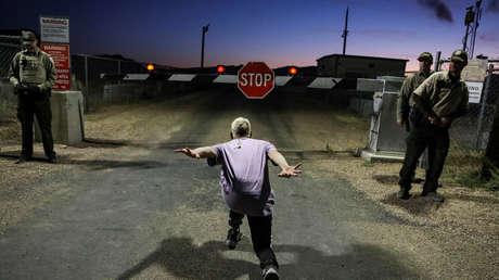 Arrestos, frikis y 'la carrera de Naruto': Todo lo que dejó la noche del 'asalto' a la base secreta del Área 51
