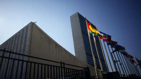 Sede de la ONU en Nueva York, EE.UU.