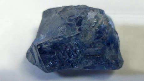 """Encuentran en Sudáfrica un """"excepcional"""" diamante azul de calidad gema"""