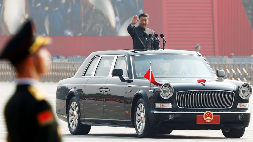 """Xi Jinping: """"Ninguna fuerza puede detener al pueblo de China"""""""