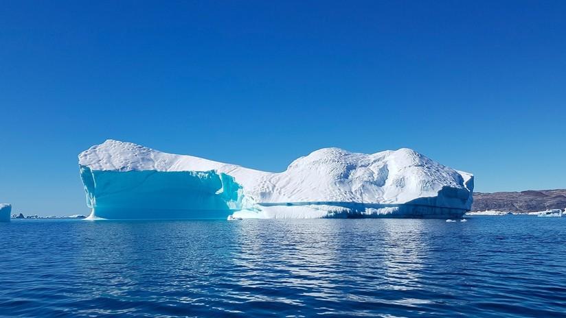 Un iceberg gigante se desprende de la Antártida (FOTOS)