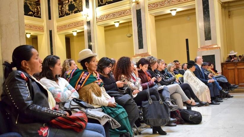 Cómo Bolivia se convirtió en el segundo país del mundo con mayor participación de mujeres en política
