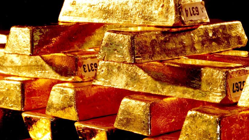 VIDEO: Hallan 13,5 toneladas de oro apiladas en la casa de un exgobernador chino