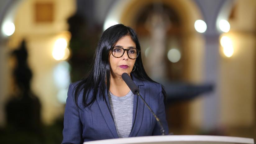 Delcy Rodríguez criticó la labor de José Ignacio Hernández como procurador