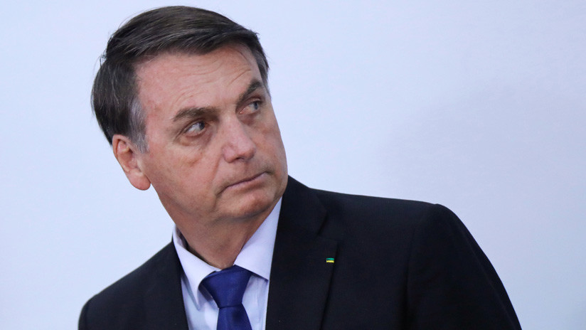 """Bolsonaro: """"El interés en la Amazonía no es por el indígena ni los malditos árboles, sino por los minerales"""""""
