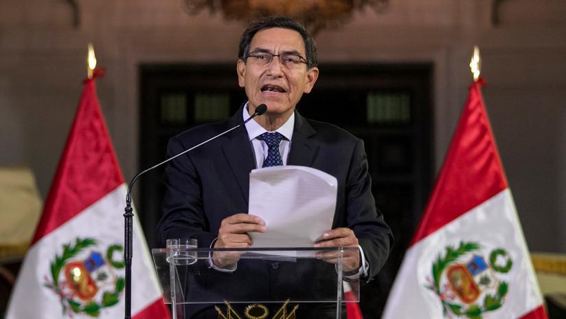 ¿Quién gobierna en Perú?: Lo que pasa en Lima tras la disolución del Congreso