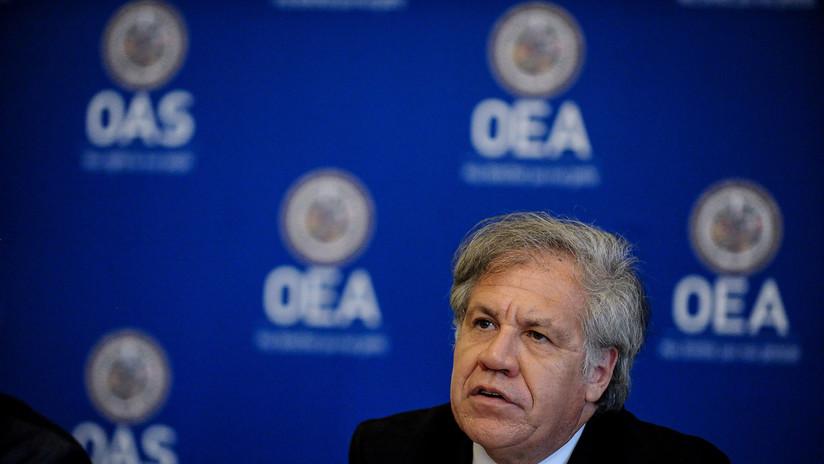 La OEA pide al Tribunal Constitucional de Perú pronunciarse sobre crisis política