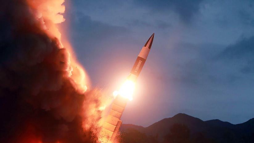 Pionyang dispara un misil balístico tras acordar que reanudará conversaciones nucleares con EE.UU.