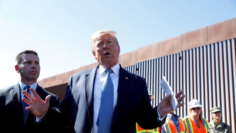 Trump habría sugerido disparos en las piernas y una trinchera llena de serpientes para detener a los inmigrantes desde México