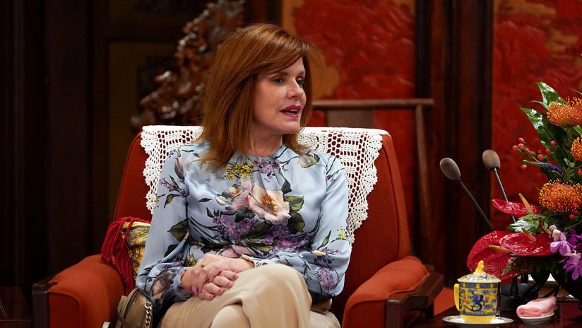 Mercedes Aráoz renuncia como vicepresidenta de Perú  y rechaza ser jefa de Estado interina