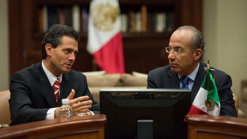 Estas son las empresas a las que Peña y Calderón otorgaron 'un millonario perdón' en el pago de impuestos en México