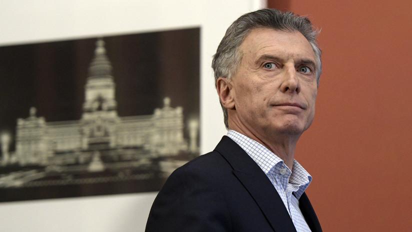 """Macri lanza """"medidas extraordinarias contra la violencia de género"""" y las redes estallan"""