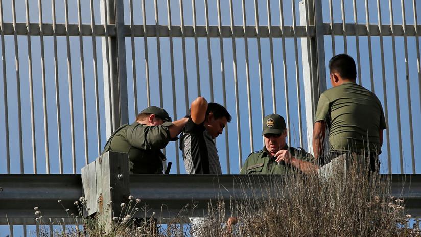 EE.UU. recolectará el ADN de los inmigrantes ilegales que crucen la frontera desde México
