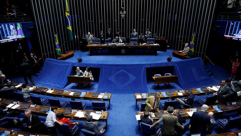 Senado de Brasil aprueba el proyecto de reforma de jubilaciones propuesto por Bolsonaro