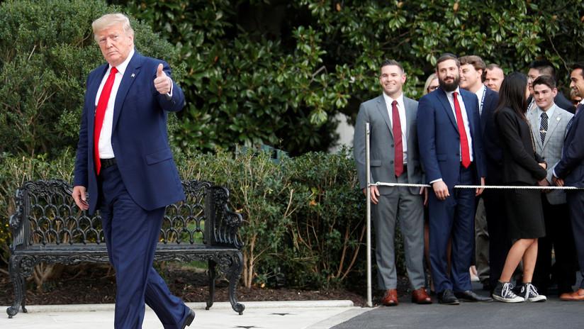Trump afirmó que la guerra comercial con China es fácil de ganar (pero los datos demuestran lo contrario)