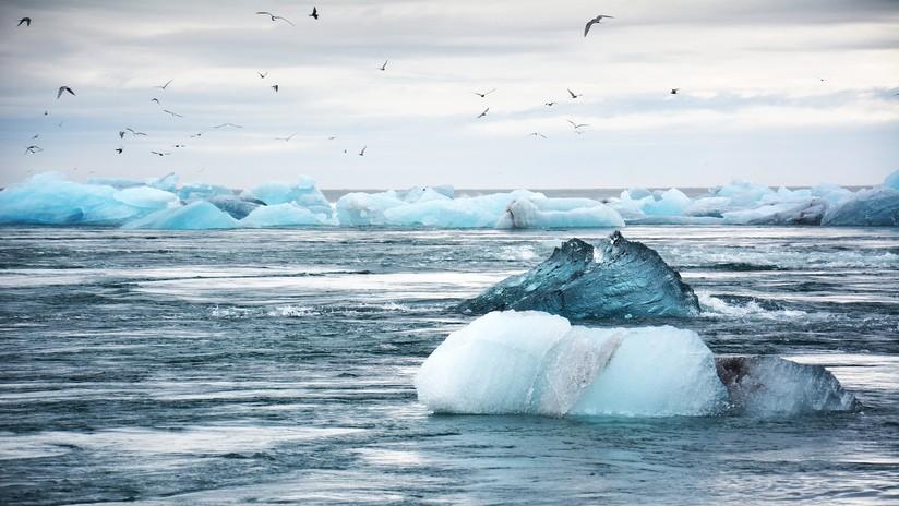 El deshielo de la Antártida podría elevar el nivel del mar más de 20 metros
