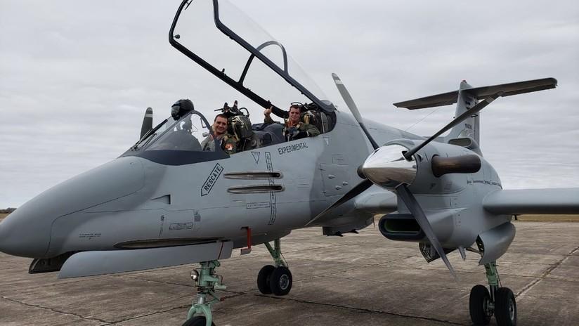 Pucará: el veterano avión de la guerra de las Malvinas se retira para renacer como Fénix