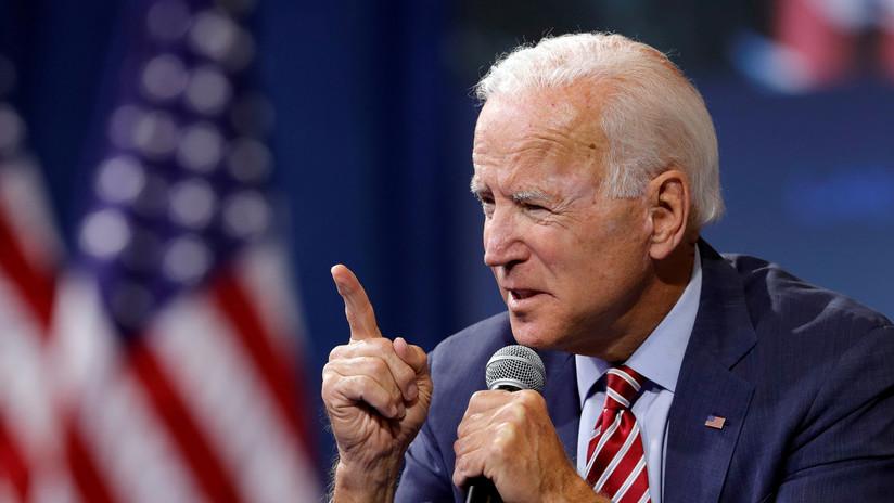"""Trump sobre el escándalo por Joe Biden: """"Tengo la obligación de poner fin a la corrupción"""""""