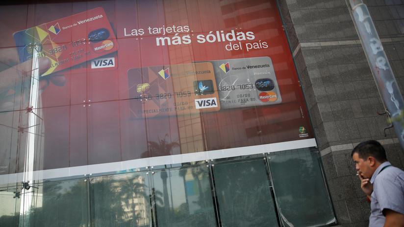 """""""Estamos listos"""": Venezuela emite su primera tarjeta de crédito sin respaldo de Mastercard"""