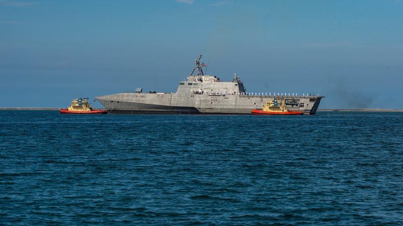 VIDEO: EE.UU. lanzó un misil antibuque en el Pacífico el mismo día que China mostró sus armas más avanzadas