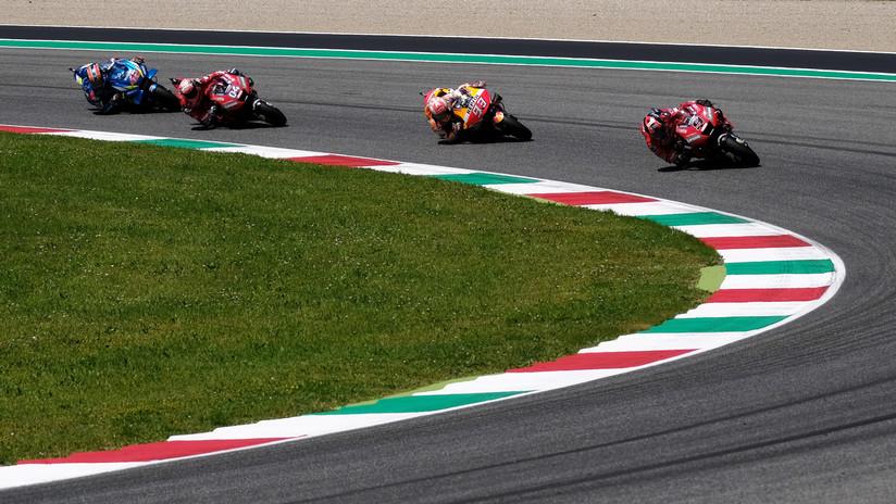 VIDEO, FOTOS: Espectacular caída de Marc Márquez en los entrenamientos del Gran Premio de Tailandia