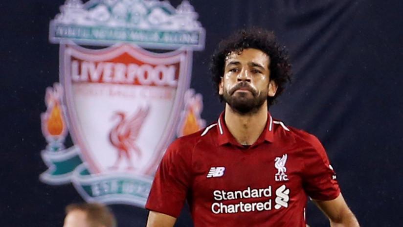 """""""Odiaba a los musulmanes"""": Fanático del fútbol inglés se convierte al islam inspirado en Mohamed Salah"""