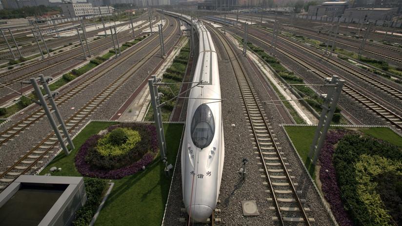 China pretende fabricar un tren de levitación magnética capaz de alcanzar los 1.000 km/h