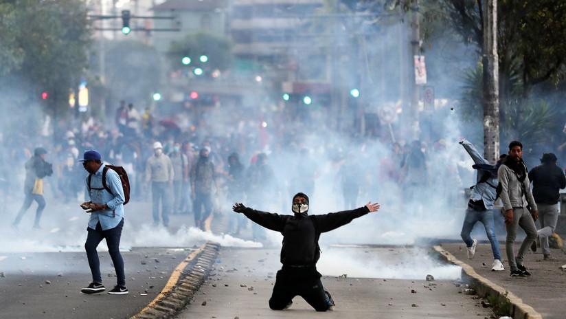 ¿Por qué los ecuatorianos mantienen protestas contra el Gobierno pese al fin del paro de transportistas?