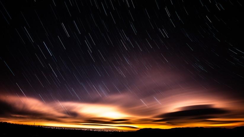 Anuncian que es inminente la lluvia de estrellas Dracónidas y su espectáculo astronómico